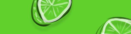 Elegance Limone grün