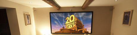 Leinwand Cinema